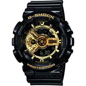 CASIO G-SHOCK GA-110GB-1AER Zegarek Mężczyźni, black/black/gold